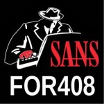 SANS FOR408 Course: Computer Forensic Investigations - Windows-in-Depth - opleidingen