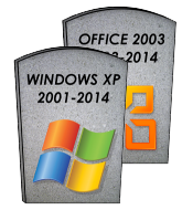 R.I.P.  XP-Office